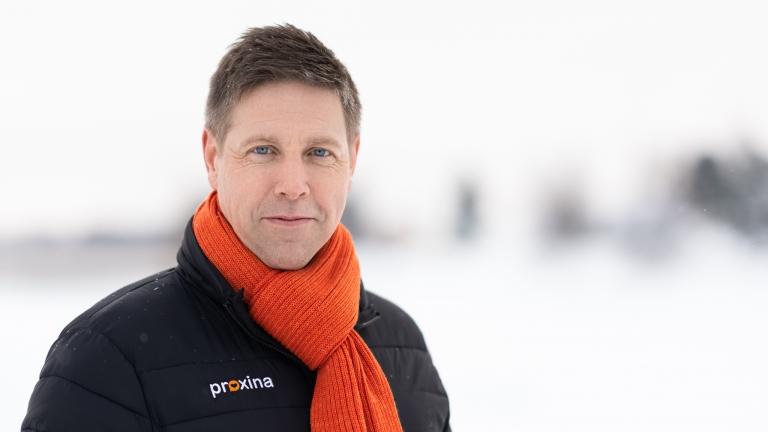 Erik Marklund från Swedbank
